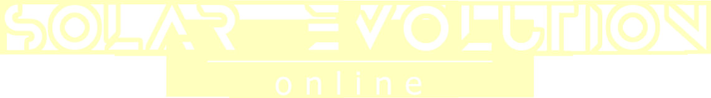 Solar Evolution Online